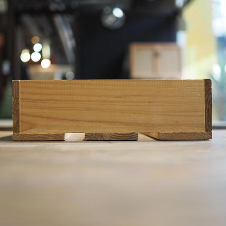 【DIY完成品・未塗装】ウッドトレイ