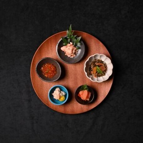 【海の幸・伝統惣菜】数の子山海 100g【75】