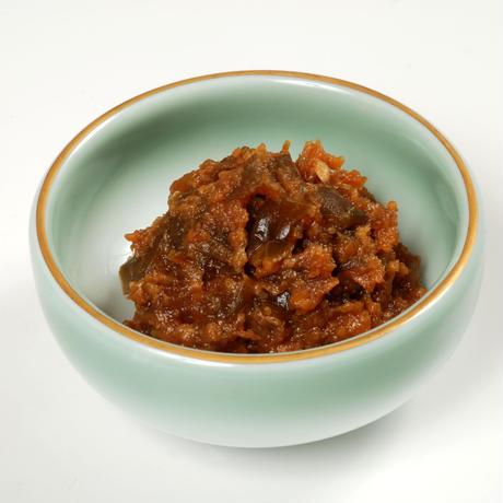 味の詰合せ 312 (鮭の焼漬、鮭の昆布巻、岩のり、神楽南蛮みそ)