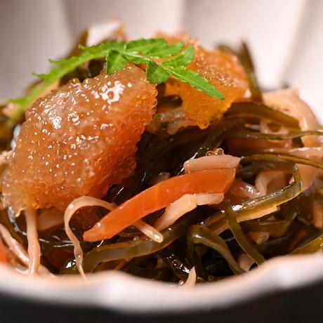 特選ギフトBOXセットC(鮭の味噌漬、紅鮭ほぐし、松前漬、たらこ粕漬)【TG-C】