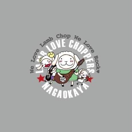 羊コラボマスク【LAMB LOVE CHOPPERS×ながおか屋】