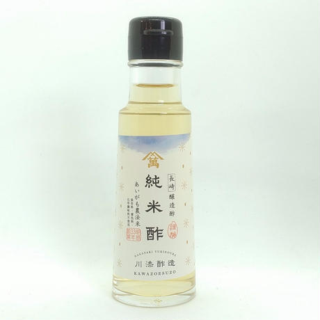 合鴨米使用純米酢