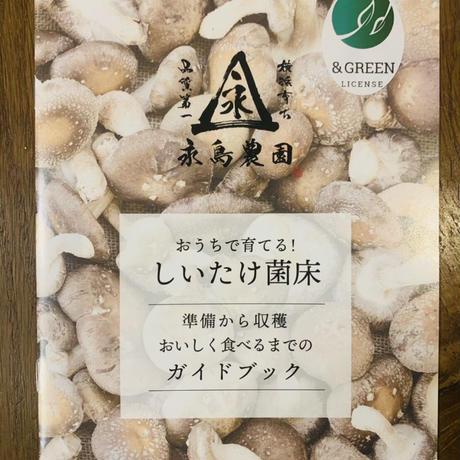 【CO₂オフセット済み商品 エコしいたけ栽培】おウチでシイタケ育てよう!菌床 3個