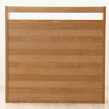 杉工場 クッカ シェルフ110 アルダー 幅110cm×奥行23.5cm×高さ74cm