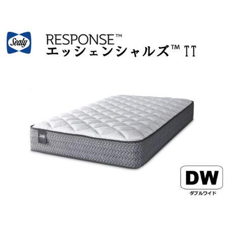 マットレス シーリー エッセンシャルズTT(DW)