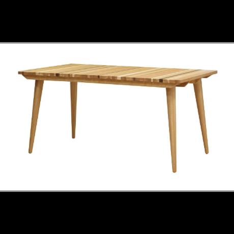 クラッセ ジェンマ 120ダイニングテーブル  ブラックチェリー/ウォルナット/オーク