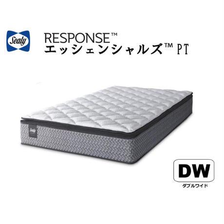 マットレス シーリー エッセンシャルズPT(DW)