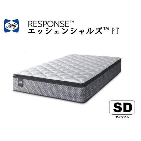 マットレス シーリー エッセンシャルズPT(SD)