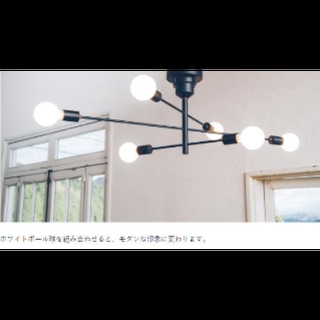 インターフォルム アストル シーリングライト(白熱電球付属)