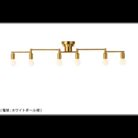 インターフォルム ポラーレ シーリングライト(白熱電球付属)