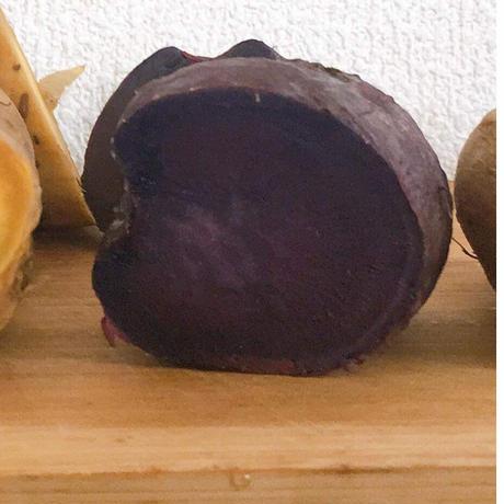 ふくむらさき【紫さつまいも:4kg前後】