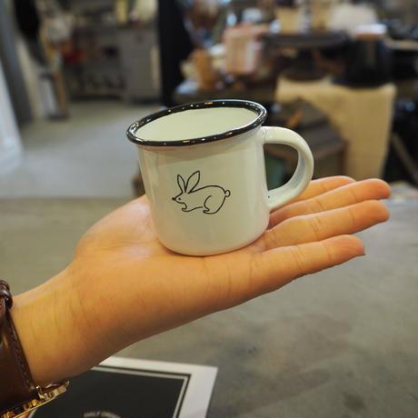うさぎミニマグカップ
