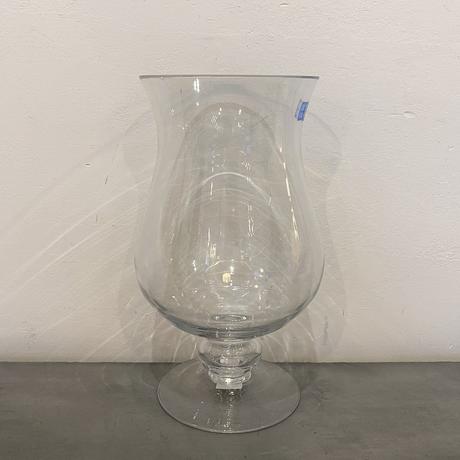 GLASS VASE ''CONSTRICCION'' S