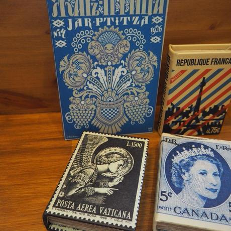 ブックボックス FRANCAISE「Gulliver」Hay-On-Wye-Books