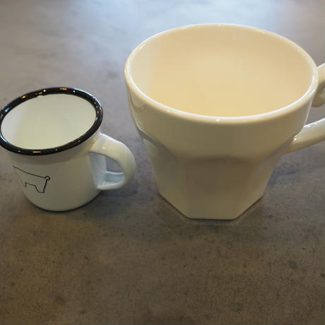 しろくまミニマグカップ