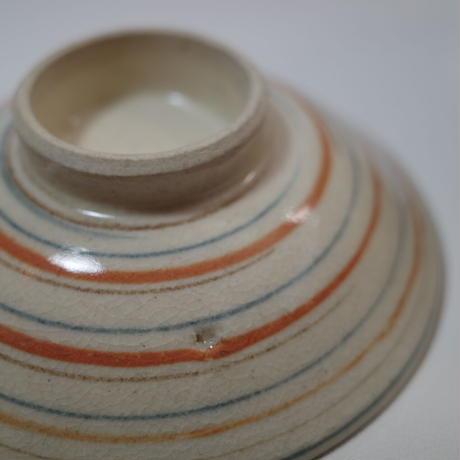 瀬戸 麦藁手輪線蓋茶碗 ②