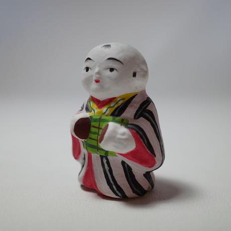土鈴 饅頭喰い人形 野田末吉