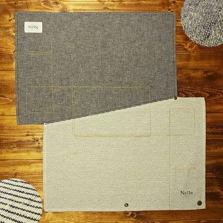 Pair place mat / ペア プレースマット Made in JAPAN 送料無料