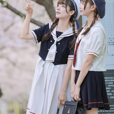 【お取り寄せ】カードキャプターさくら公認☆制服ワンピース