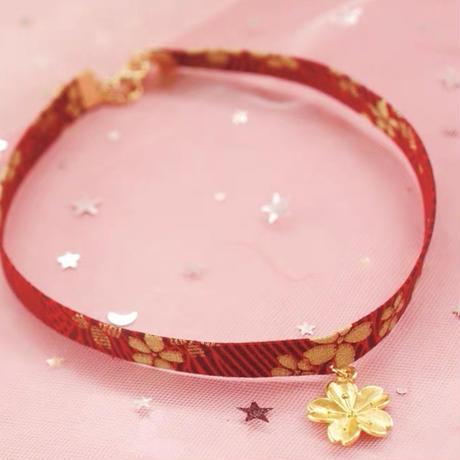 桜チョーカー