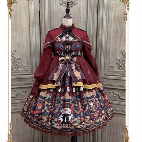 マジカルドレス【レッドS】