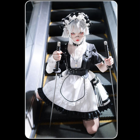 【素心SUSIN】【公式】サイレントメイドver.B