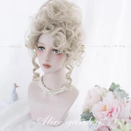 【お取り寄せ】【Alicegarden】マリーアントワネットウィッグ
