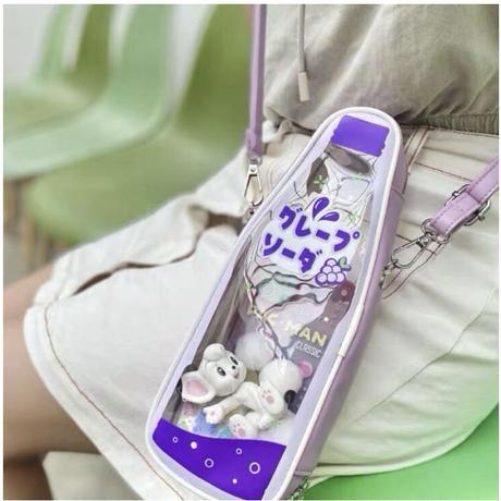 紫色推し専用痛バッグセット