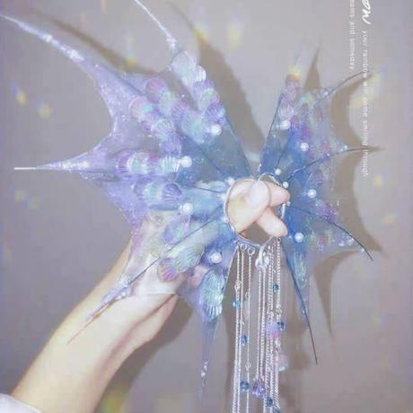 【お取り寄せ】人魚姫イヤーフック
