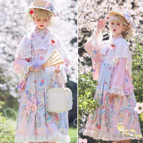 【ご予約】Fancy和装セット(3色)