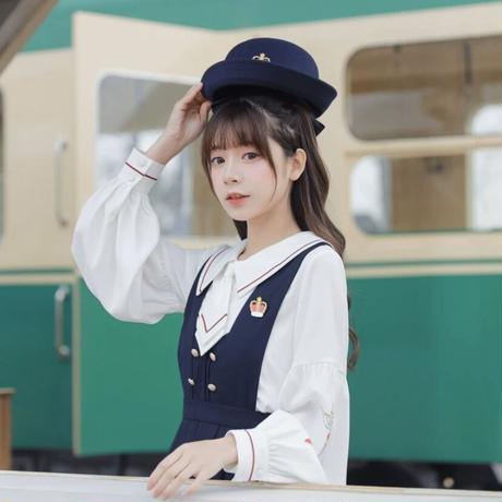 【お取り寄せ】カードキャプターさくら公認☆制服2wayワンピースタイプ