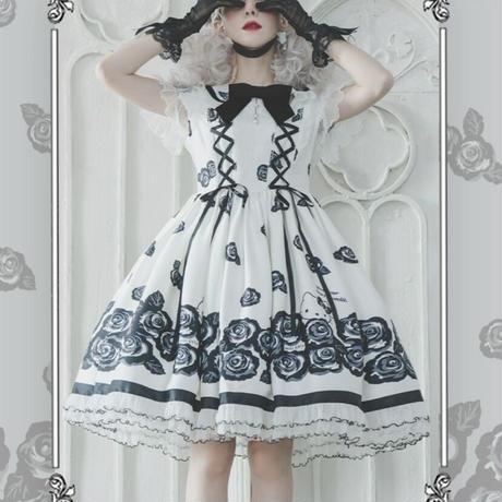 【お取り寄せ】サンリオ公認☆キティちゃんと黒薔薇OP