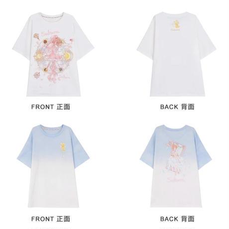 【お取り寄せ】カードキャプターさくら公認☆Tシャツ(2種類)