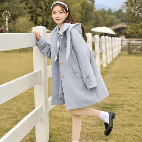 【ご予約商品】ディズニー公認☆くまのプーさんイーヨーのコート