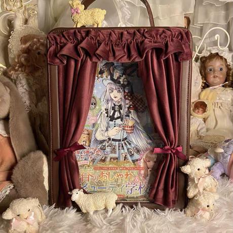 【ご予約】【DollsParty】ドールボックス痛バッグ