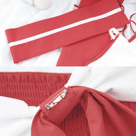 【73】紅白くのいちランジェリー