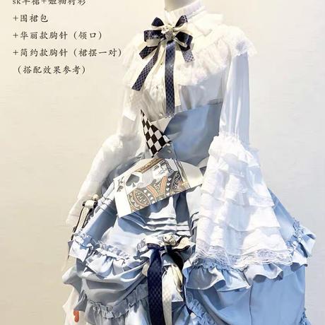 【お取り寄せ】【Nobeing Fashion】姫袖ブラウス【2色】