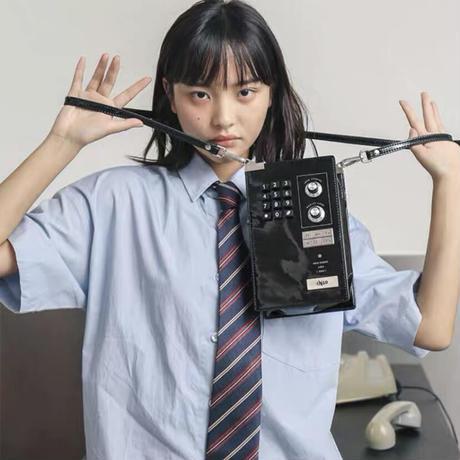 【お取り寄せ】テレフォンバッグ【2色】