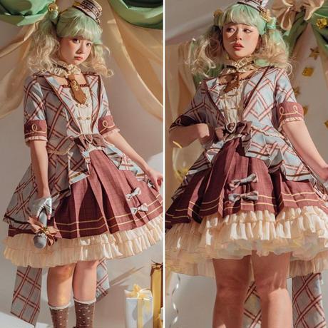チョコミントアイドル帽子以外フルセット 【M】