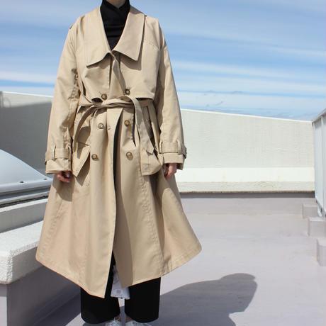 《Akihide Nakachi》2way  trench coat