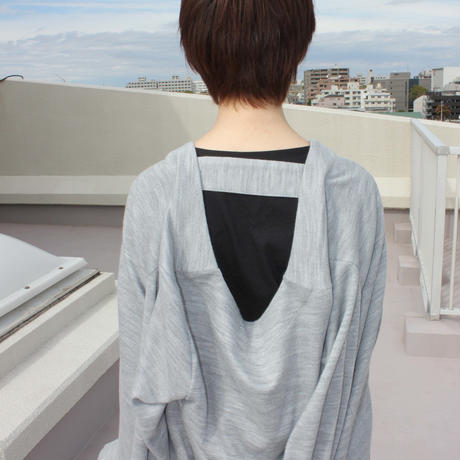 《Akihide Nakachi》2way  cardigan