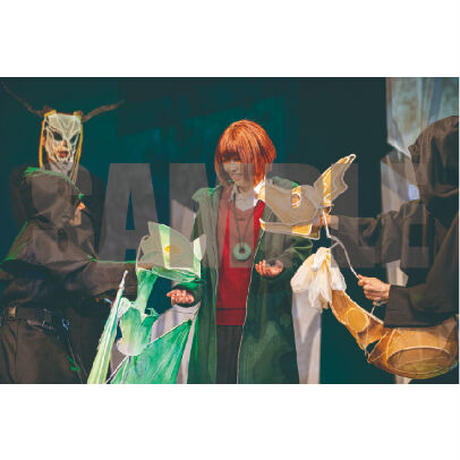"""Gセット「老いた竜と猫の国:舞台写真セット」「THE ANCIENT MAGUS' BRIDE""""THE STAGE(2020):Stage photo set』"""