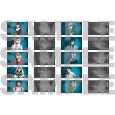 """「老いた竜と猫の国:キャラクターカード3枚セット」「THE ANCIENT MAGUS' BRIDE""""THE STAGE(2020):Character card 1 set 3 cards」"""