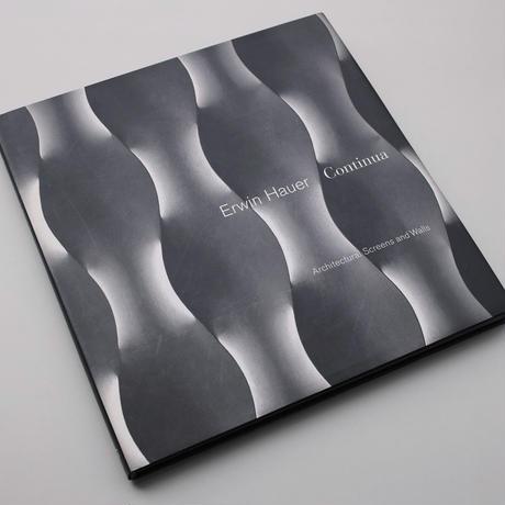 【古書】Erwin Hauer ; Continua-Architectural Screen and Walls