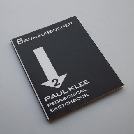 Bauhausbücher 2: Pedagogical Sketchbook