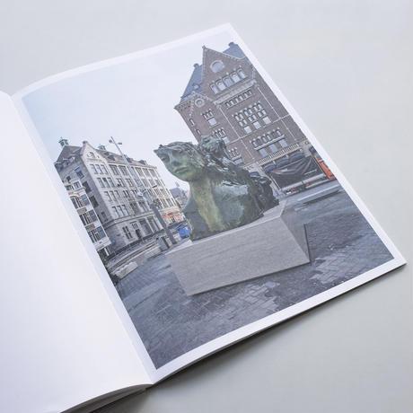 Mark Manders / Rokin Fountain