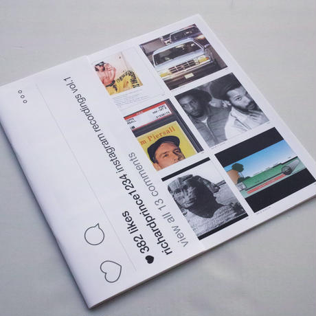 Richard Prince / Instagram Recordings vol.1