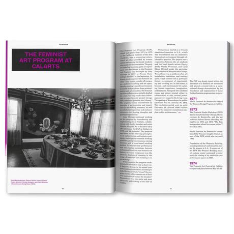 Annette Jael Lehmann /Tacit Knowledge Post Studio/ Feminism – CalArts 1970-1977