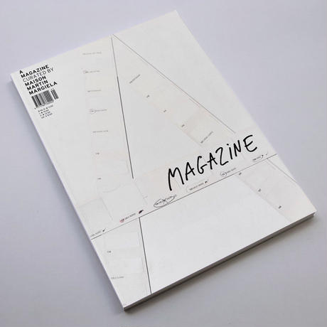 A Magazine Curated By Maison Martin Margiela - Limited Edition