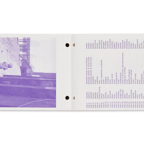 Werker Collective, Marina Vishmidt, Lisa Jeschke / 365 Days of Invisible Work